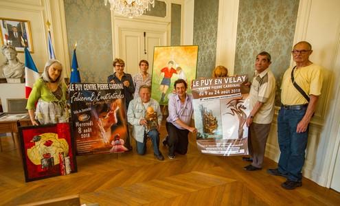 Site officiel de la mairie du puy en velay - Salon international de la photographie ...